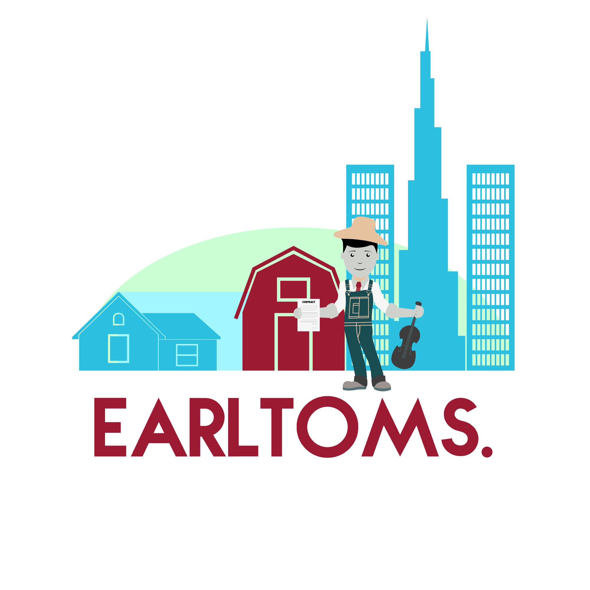 EarlToms Podcast - Episode #1 - Hello